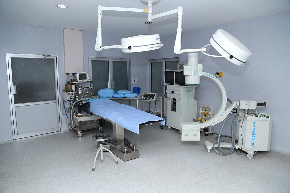 Ortho Operation Theatre